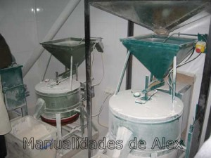 Los molinos de la harina