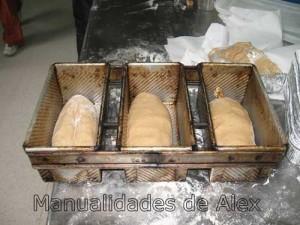 Pan de molde del cursillo